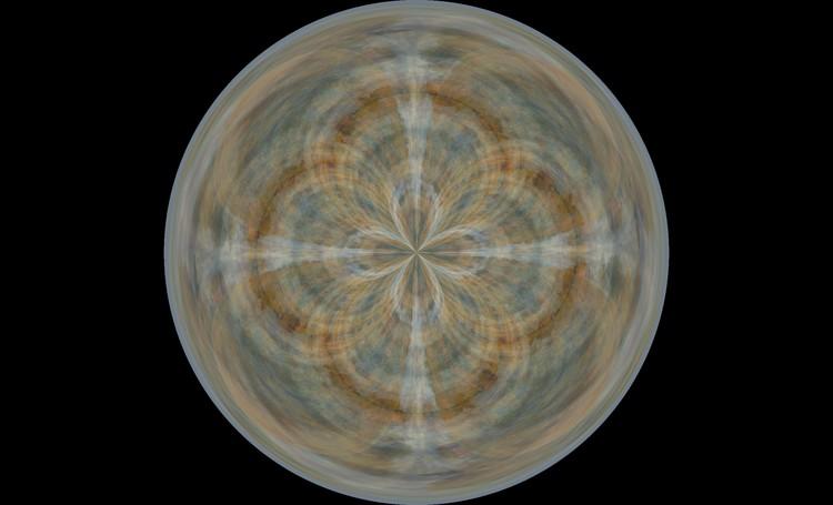 Morphed Art Globe 25