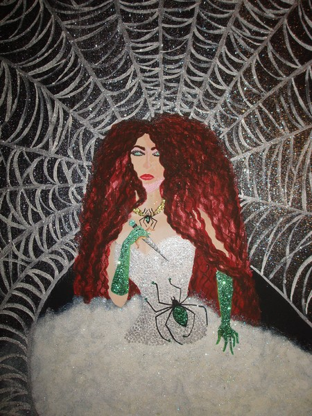 Poisonous Spider Witch