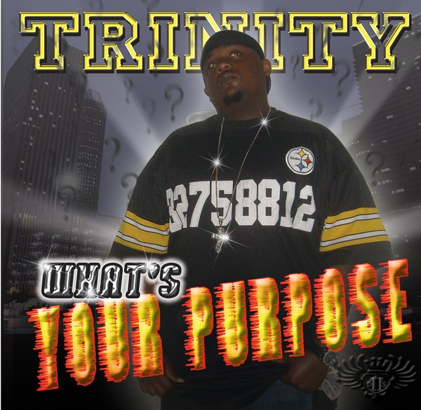 What's Your Purpose CD Cover