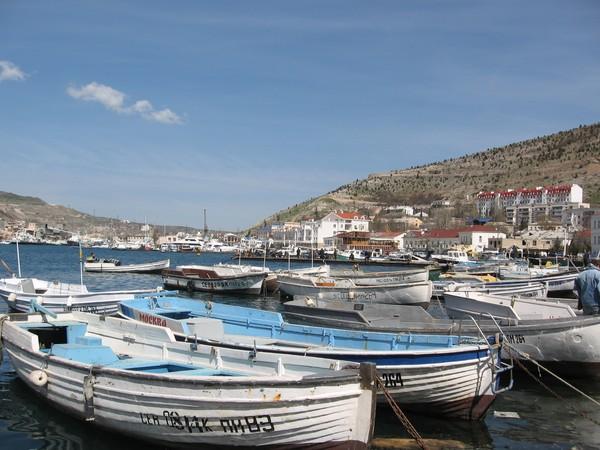 Boating in Balaclava