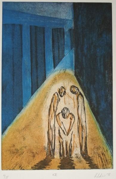 The Trial Der Process by Franz Kafka