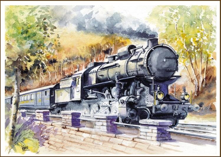 The Simplon Orient Express