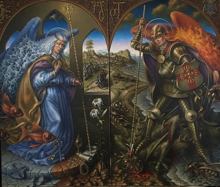 St.Michael and St.Gabriel