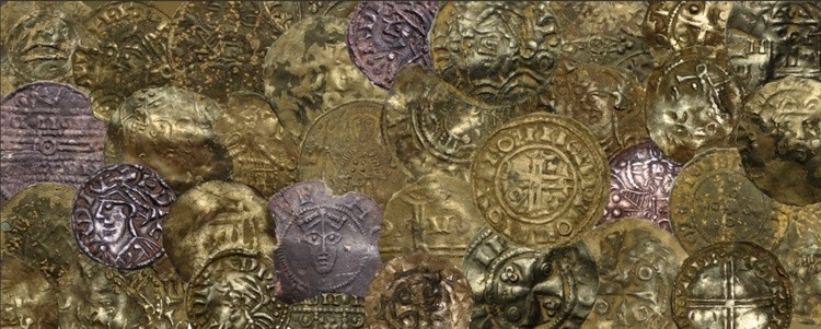 coin Treasure year 900 - 1075