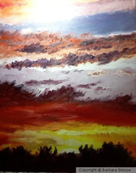 Recent Sunset
