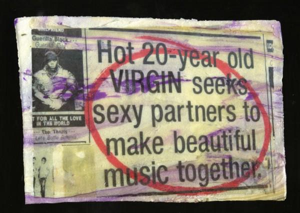 CLAY IMAGE TRANSFER Hot Virgin
