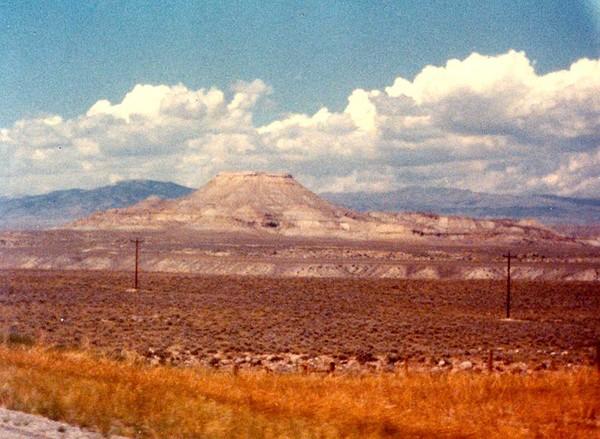 Center Butte
