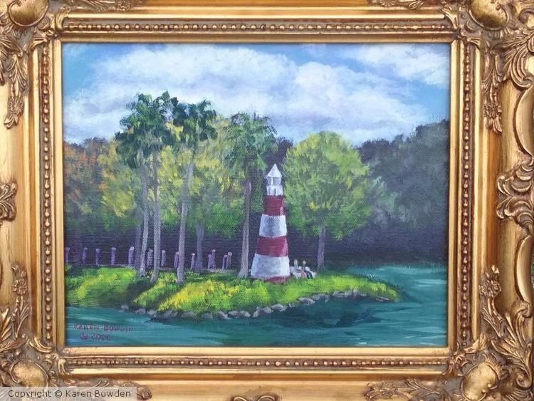Mt. Dora Lighthouse $200 USD