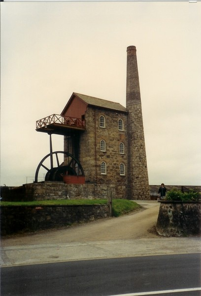 Tin Mine in Cornwall