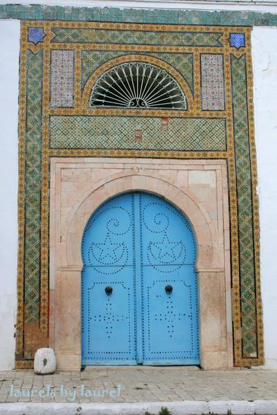 Bardo Museum Doorway