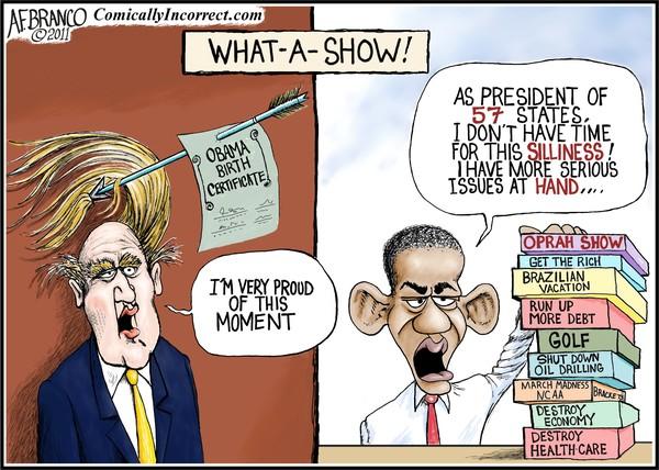 What A Show (Cartoon)