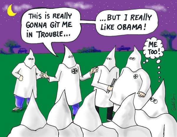 I like Obama