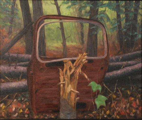 Catskill Car Door