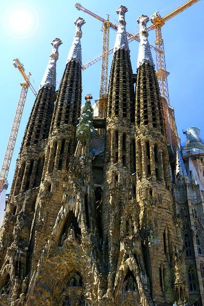 Sagrada Familia Exterior-0882