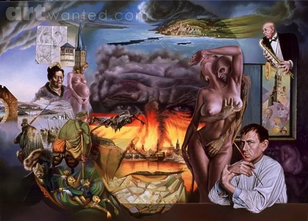 Otto Dix, 1999