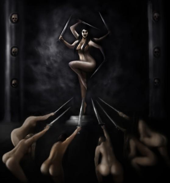 Sword Goddess