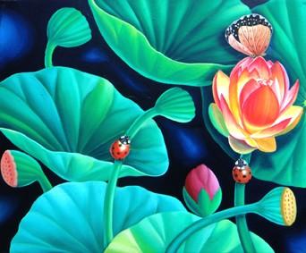 lotus series 16X18'