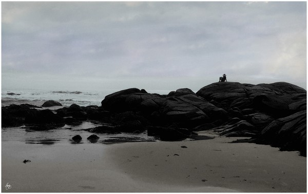 Solitude at Goose Rocks