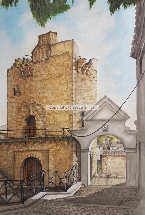 Castillo de Moclin