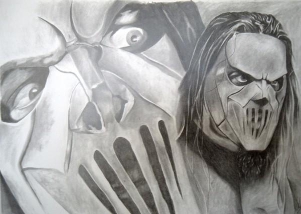Mick Thompson ( Slipknot )