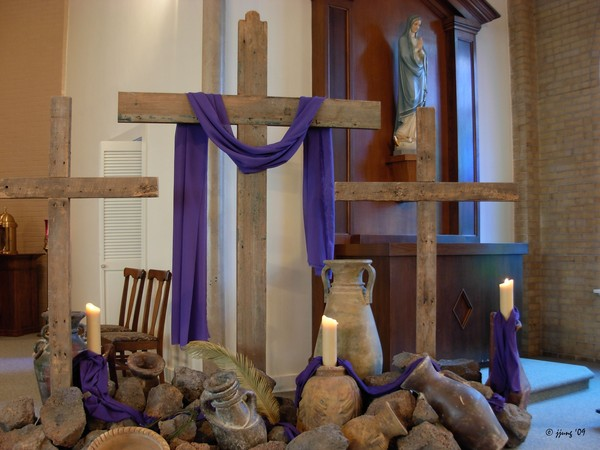 St. Joseph And The Lenten Season