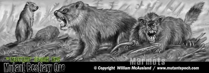 Mutant Marmots