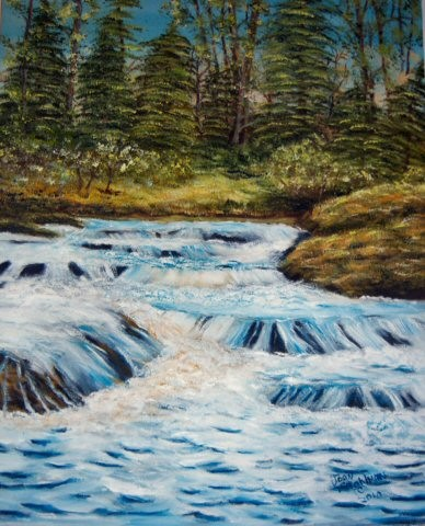 Tahquanaman Falls 6