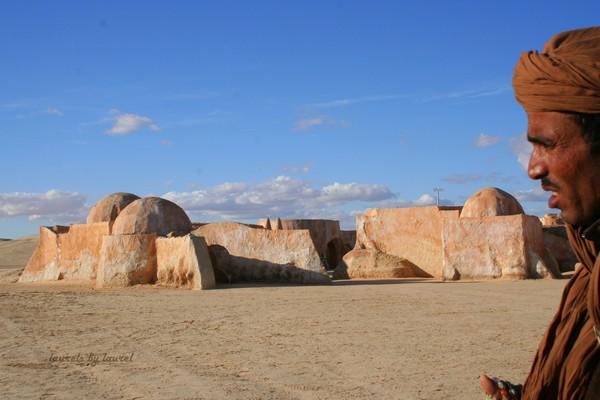 Star Wars Movie Set in the Sahara