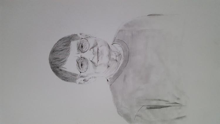 portrait of Bo