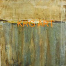 abstract oil art