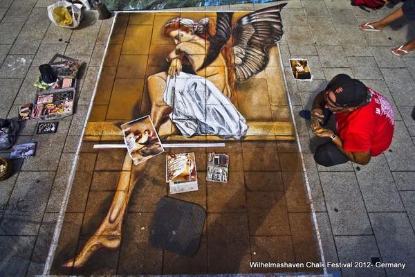 angel- omaggio a R. ferri