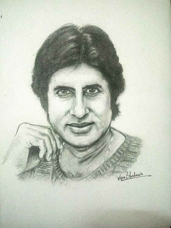 Indian actor amitabh bhachchan
