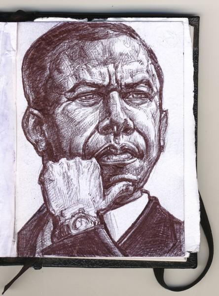 Barack Obama Mr. President