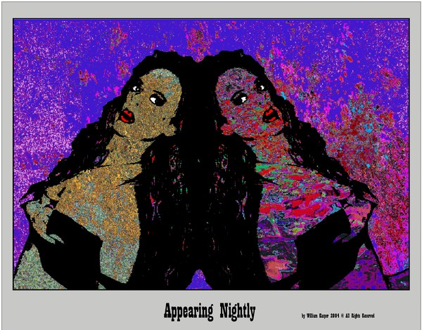 Appearing Nightly