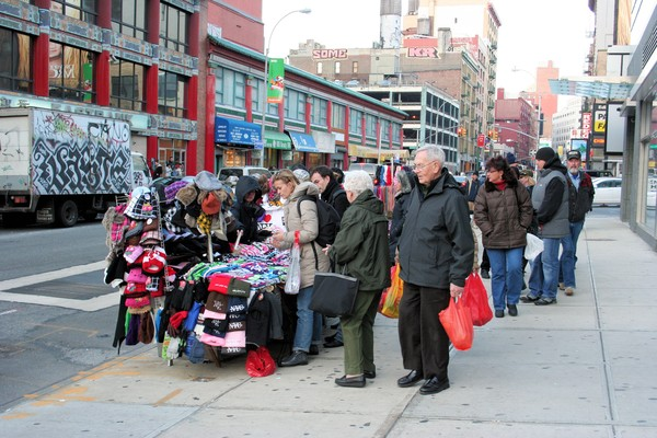 NYC Street Vender