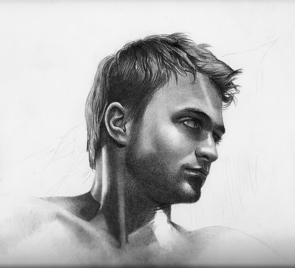 Daniel Radcliffe - detail