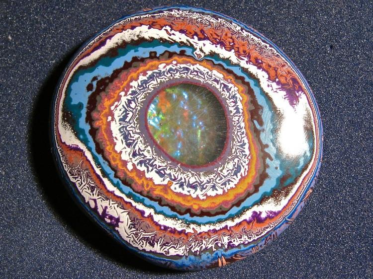 Alien Opal #1202