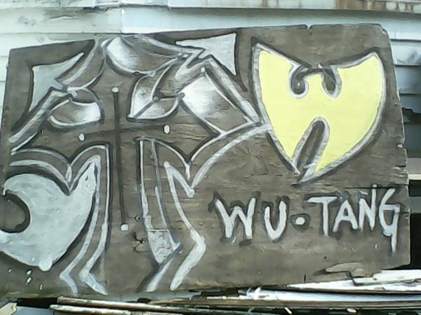 wu tang graffity 2
