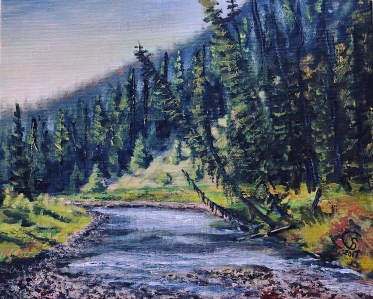 Yellowstone Bend