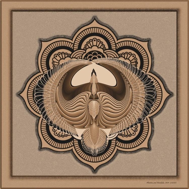 Mandala Phoenix