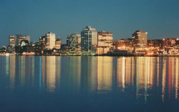 Twilight at Halifax Harbor (nova Scotia) 3