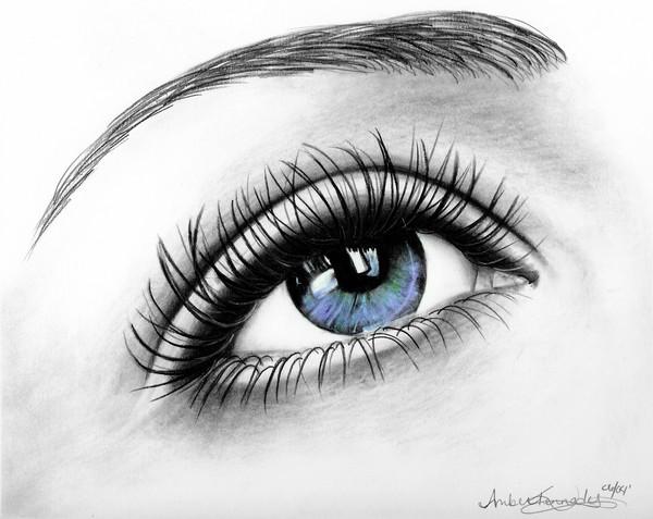 Eye Of Glistening Jewels