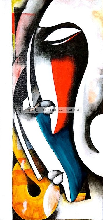 Composition artwork