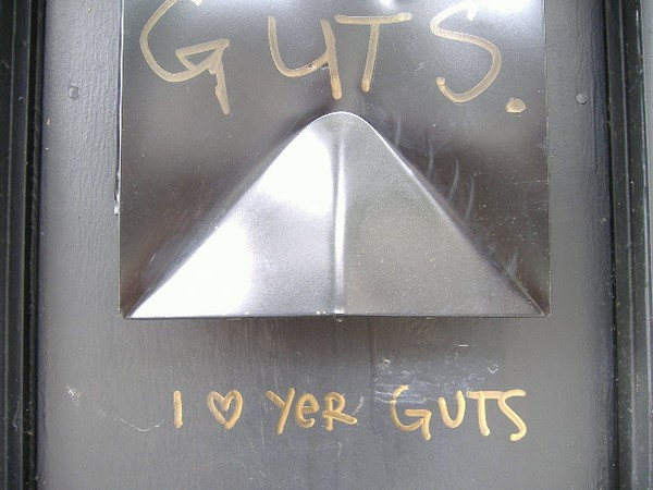 I love your Guts !! ~