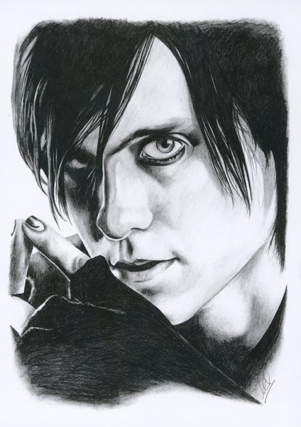 Jared Leto (Pencil)