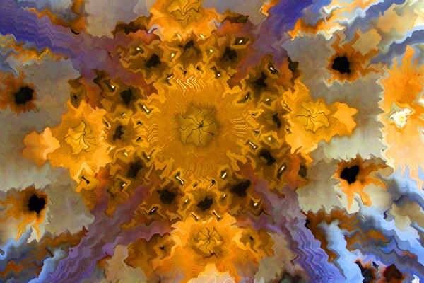 Sagrada Familia Abstract-0914