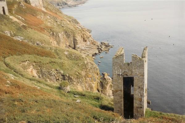 Wheal Prosper Mine Cornwall
