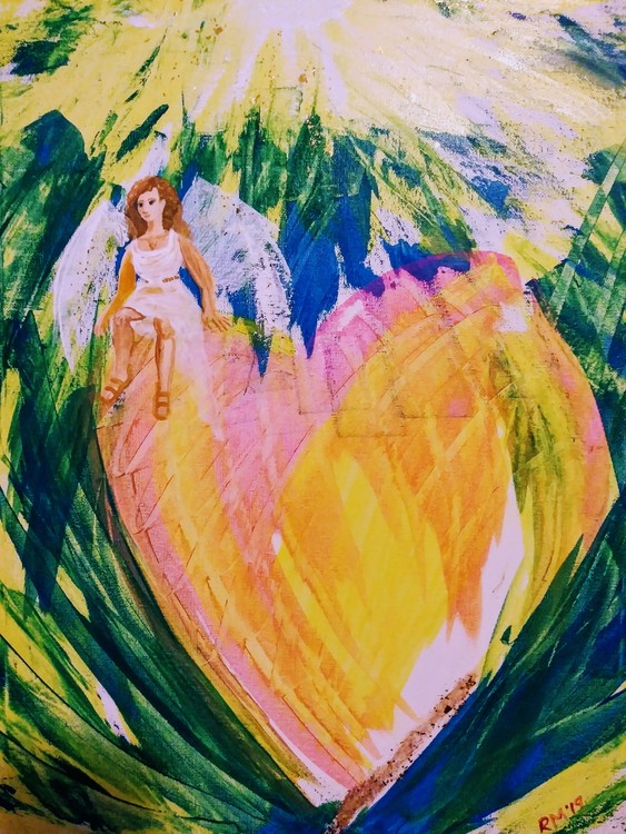 Light Hearted Angel
