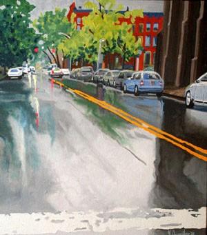 Read Street - Rain