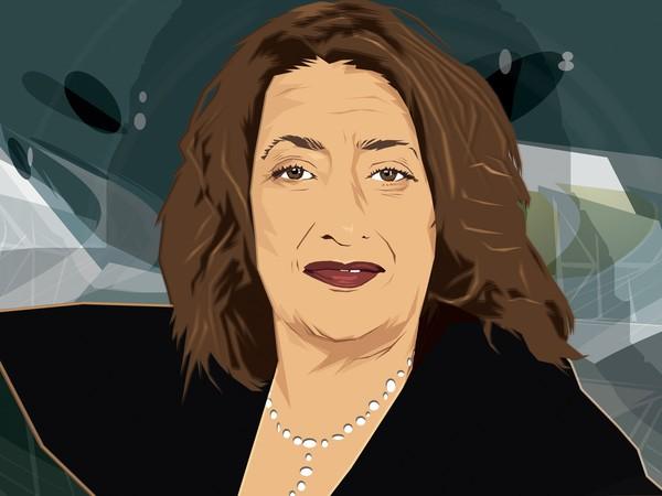 RIP-Zaha Hadid, 1950-2016